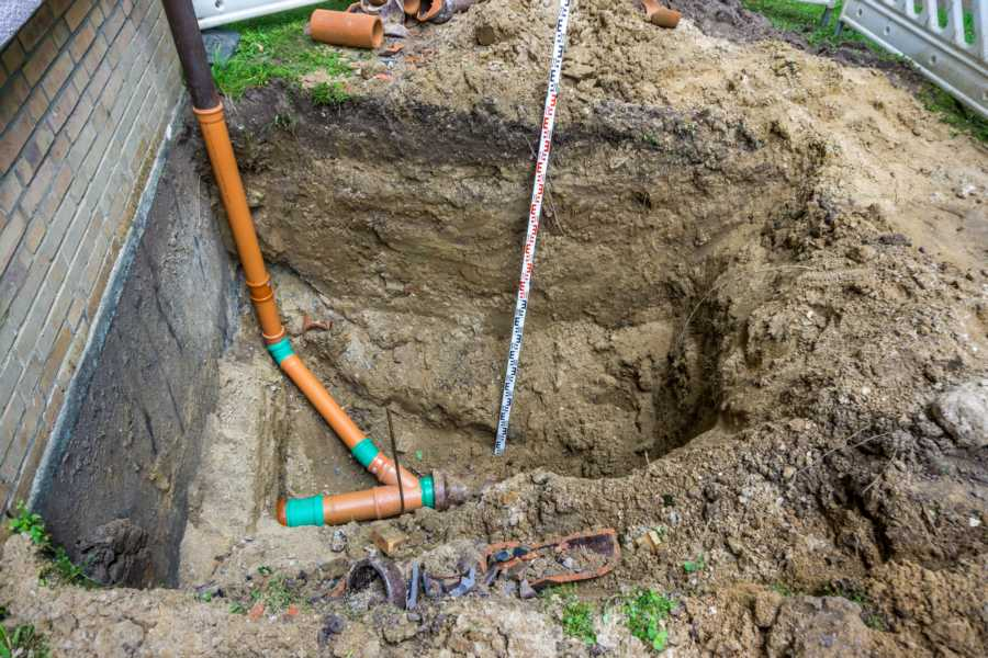 Sanierung von Entwässerungsanlagen in Berlin und Brandenburg