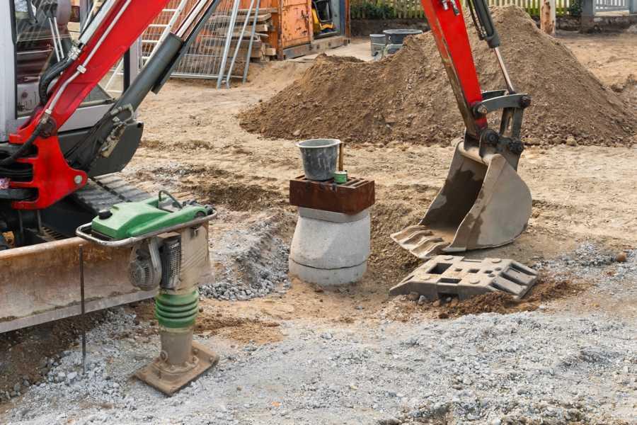 Ihr Bauunternehmen für die Grundstücksentwässerung in Berlin-Brandenburg