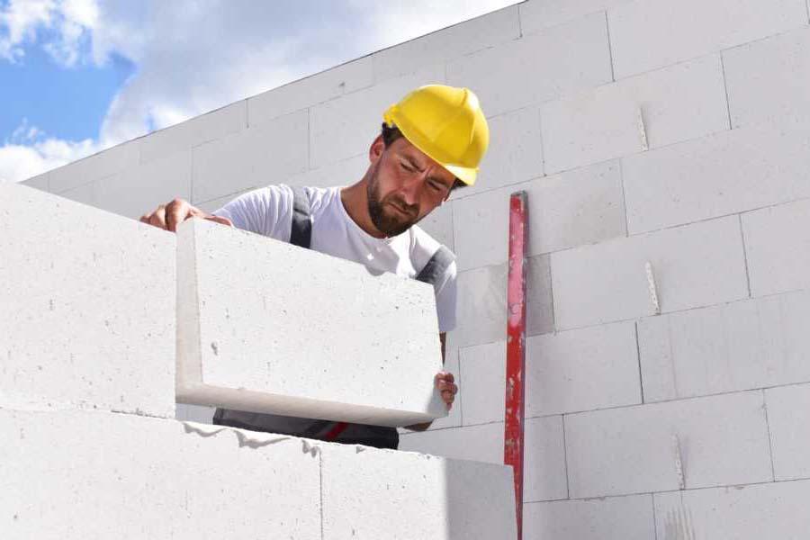 Fachgerechte Mauererarbeiten für Haus und Garten