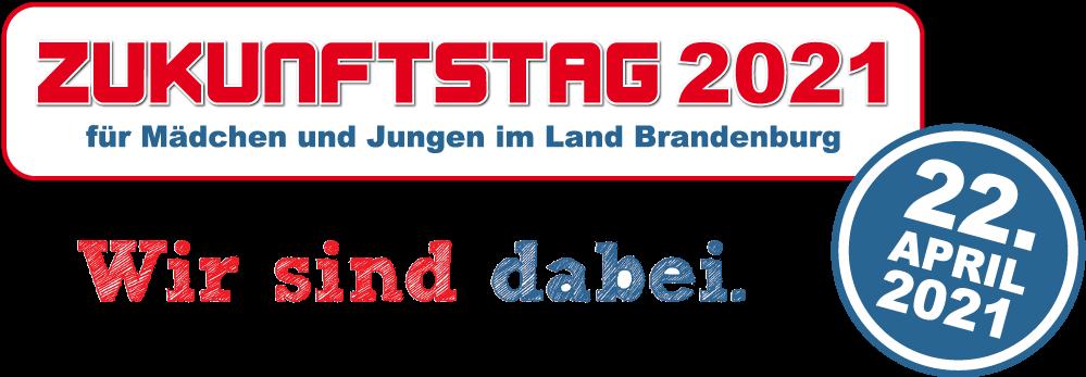 Logo Zukunftstag Brandenburg